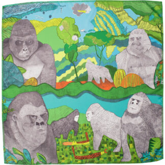 gorillas spring knot wrap fathers day 2018
